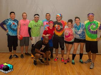 NODA at Sin City Dodgeball Tournament
