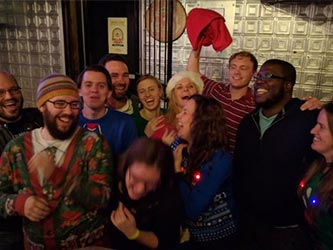 NODA Ugly Sweater Holiday Party